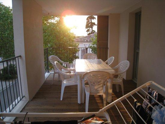 Cerise Carcassonne Sud: Terraza del apartamento