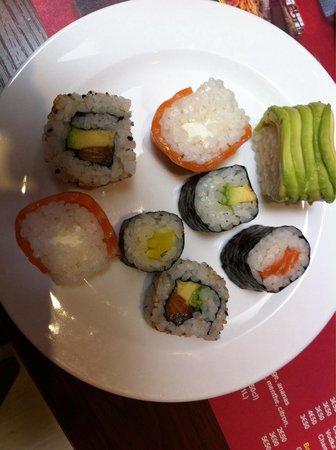 restaurant line sushi dans nancy avec cuisine japonaise. Black Bedroom Furniture Sets. Home Design Ideas