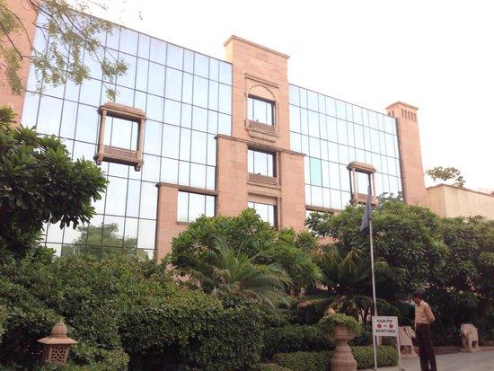 Mansingh Towers: 外観