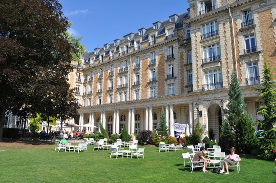 Club Med Vittel le Parc : The Grand Hotel, Vittel Le Parc