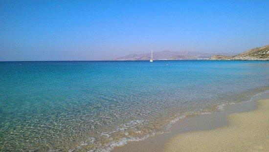 Hotel Kavuras Village : Agios Prokopios spiaggia del villaggio