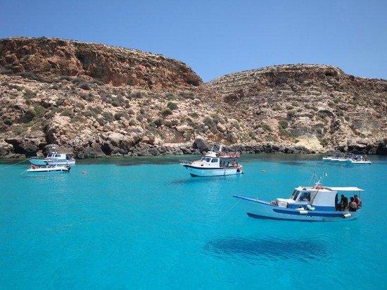 Gita in Barca Con la Pina: La Tabaccara