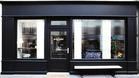 Photo of Cafe Blackburn Coffee & Food at 52 Rue Du Faubourg Saint Martin, Paris 75010, France