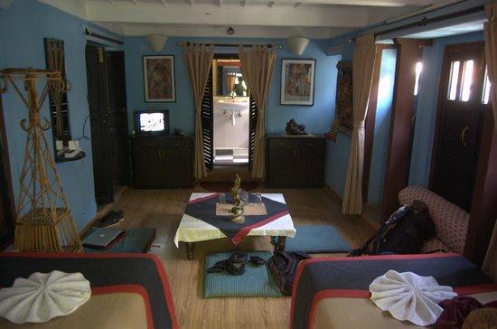 Kathmandu Bed & Breakfast Inn: The Room