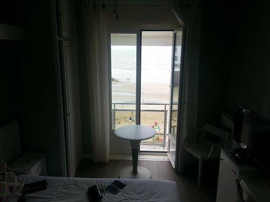 Hotel Miramar: A sea view you say...?
