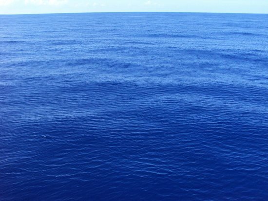 Chrissi Island : Big BLUE