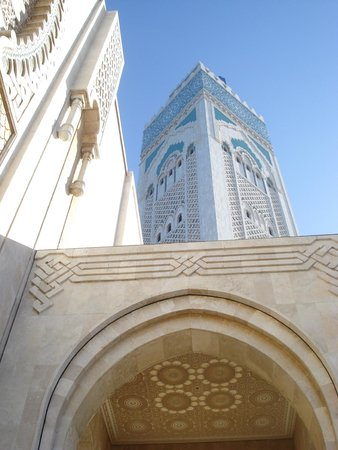 Mosquée Hassan II : The Mosque