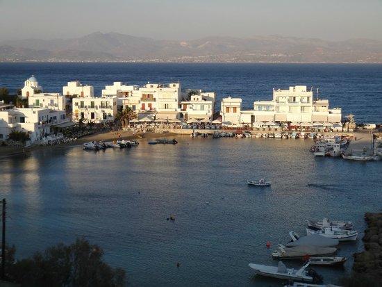 "Corali Hotel: Θέα από δωμάτιο του ξενοδοχείου ""Κοράλι"""