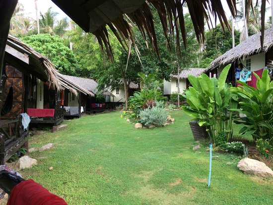 Shiralea Backpackers Resort: Shiralea Huts