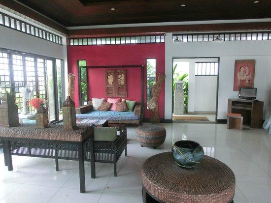 Avantika Boutique Hotel: Lobby
