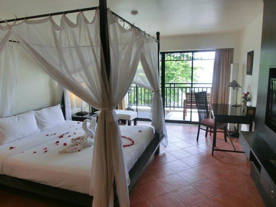 Avantika Boutique Hotel: Grand deluxe seaview room