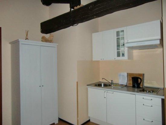 B & B La soffitta: la cucina