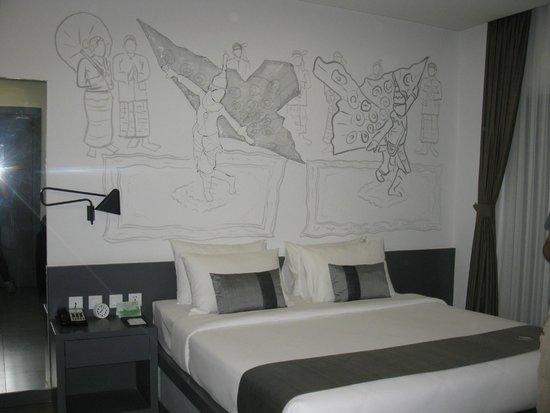 TEAV Boutique Hotel: The room
