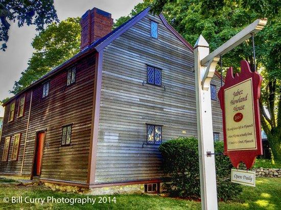 Jabez Howland house, Plymouth, Mass.