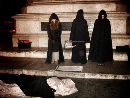 Invicta City Tours: Scary Porto Stories tour