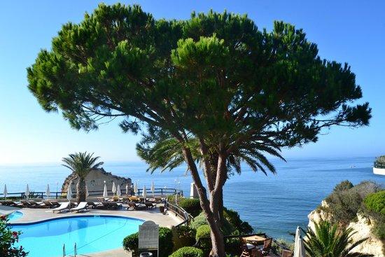 Vilalara Thalassa Resort : vista restaurante