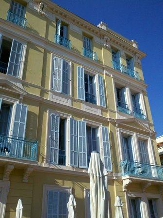 Hôtel club Vacanciel Menton : Hotel