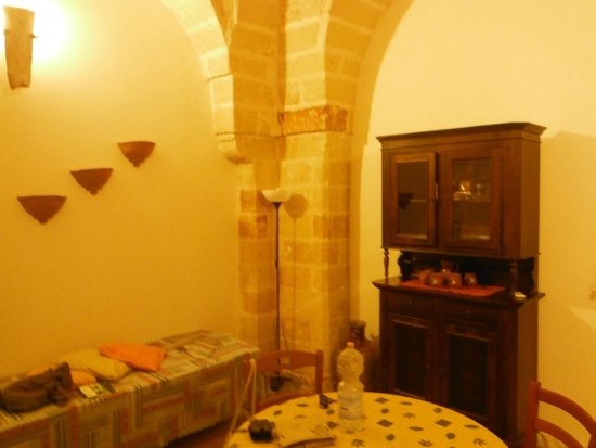 Exedra Holiday House: sala1