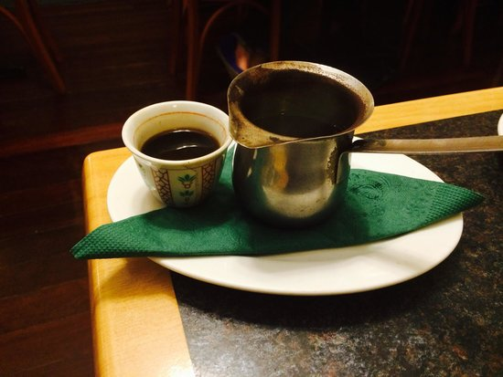 The Prophet : Small Lebanese coffee