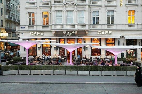 Cafe Mozart Wien Reservierung