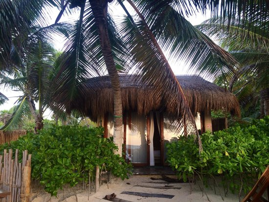 My Way Boutique Hotel: Our Room 25-30 m from 1 of the Best Beaches in the World!