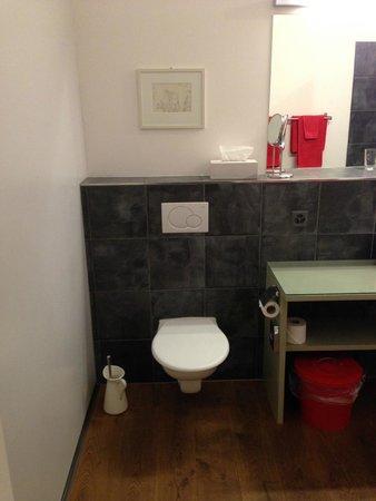 Hotel WunderBar: ванная комната