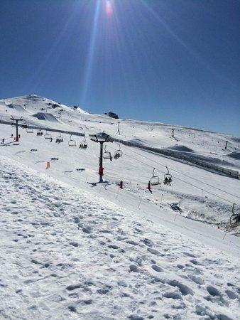 Cardrona Alpine  Resort: Cardrona Ski Fields