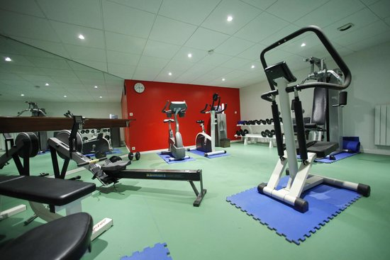 Hotel Mercure Grenoble Centre President : Fitness Room