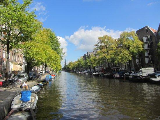 Vista Dalla Stanza Bild Fr N Hotel Van Gogh Amsterdam