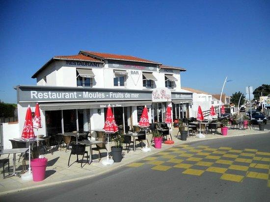 Restaurant Du Casino La Faute Sur Mer