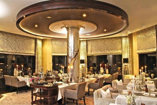 """Süllberg Hotel: 2 Sterne Gourmet Restaurant """"Seven Seas"""""""