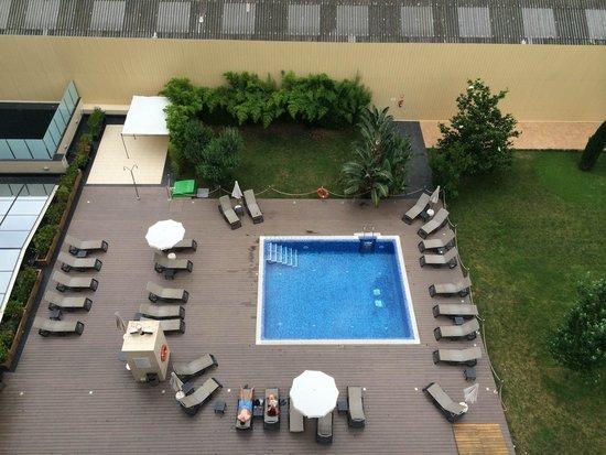 Hotel & Spa Villa Olimpica Suites: Открытый бассейн