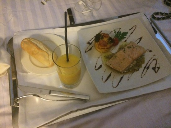 Hotel & Spa Villa Olimpica Suites: Room service