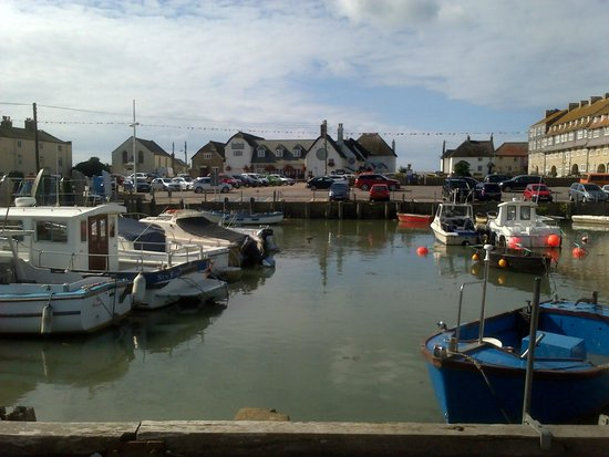 West Bay Harbour: Beautiful West Bay