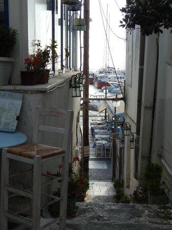 Old Town: Chora