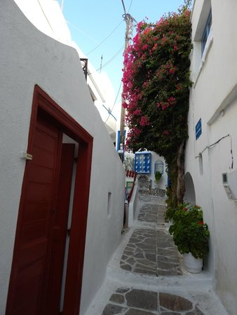 Naxos Town, Greece: Chora