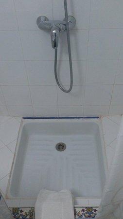 Hotel Florida Biarritz : Plato de ducha