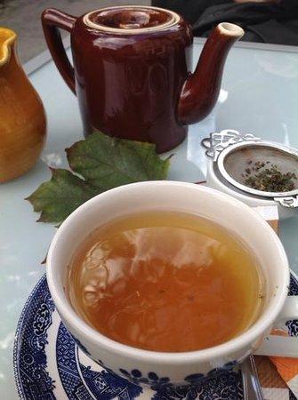 The Tea Caddy: o Chá