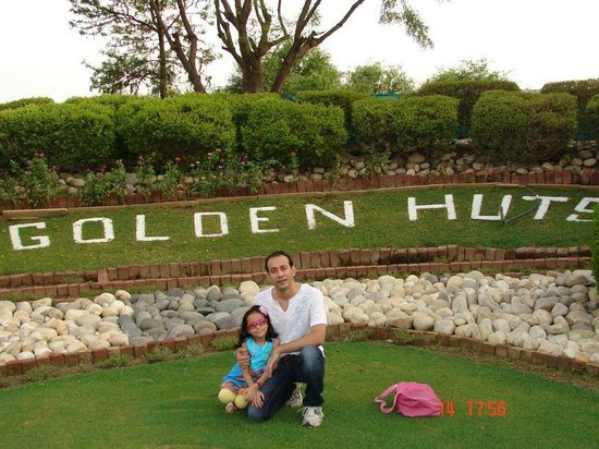 Golden Huts Resorts : Park