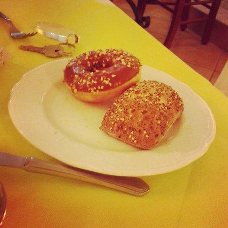 Hotel Villa Verde: colazione