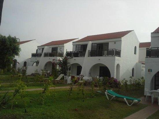 Hotel Parquemar: Vue du Bungalow