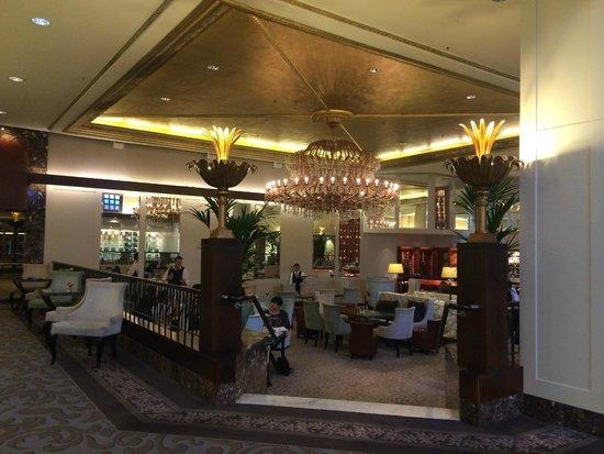 The Langham, Auckland : Lobby