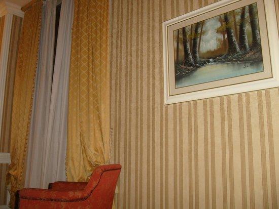 Siviglia Hotel : chambre