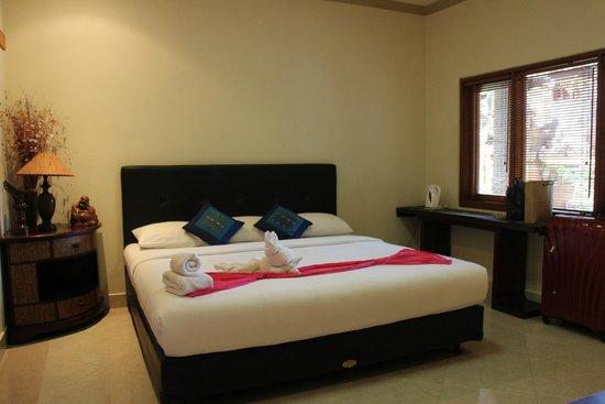 Bayu Guest House: Sita room