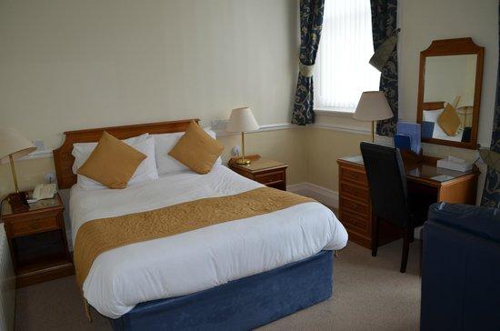 Atlantic Hotel : A fantastic room