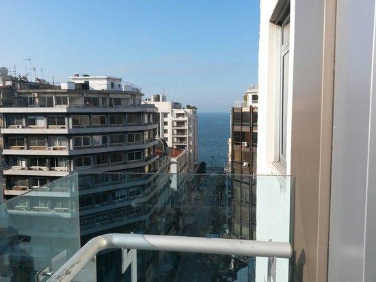 City Hotel Thessaloniki: Θέα!