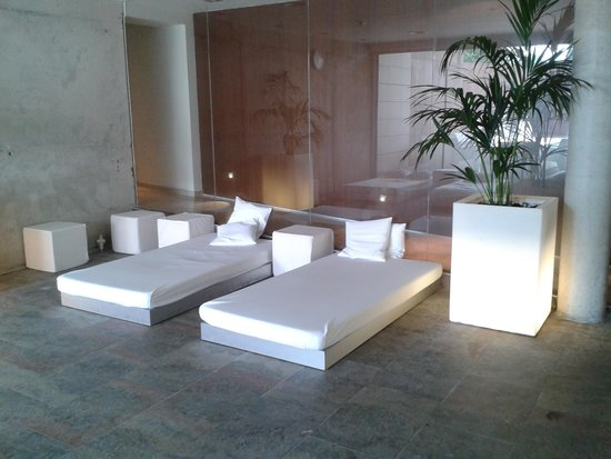 Finca Prats Hotel Golf & Spa: Sala de relax