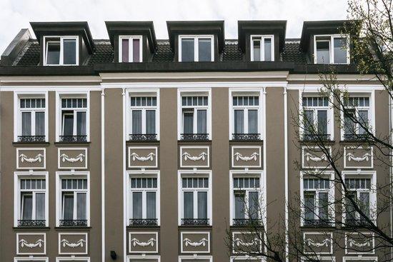 Hotel Hamburg Altona: Außenansicht