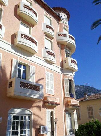 Hotel le Provencal: Camere lato mare
