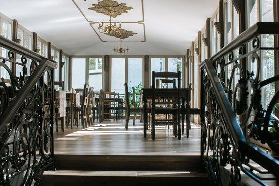 Hotel Hamburg Altona: Frühstücksraum